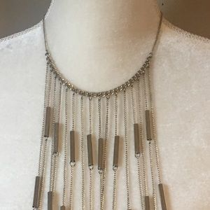 4 for $12: Gold Tone Statement Necklace